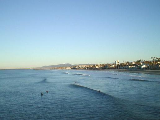 Oceanside City CA - Morning